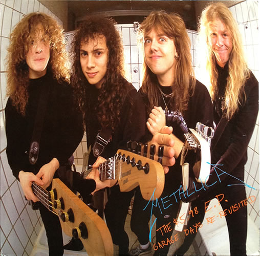 Metallica - $5.98 EP Garage Days - Canada -  - E1-60757 / 556316