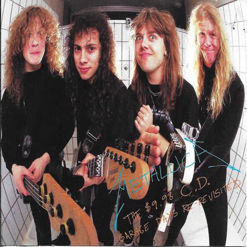 Metallica - $5.98 EP Garage Days - USA -  - E2 60757