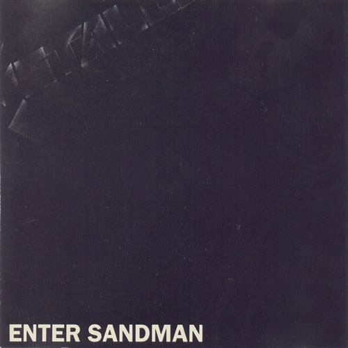 Metallica - Enter Sandman - USA -  - PRCD 8421-2