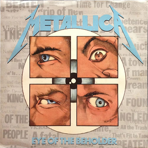 Metallica - Eye of The Beholder - USA -  - 7-69357