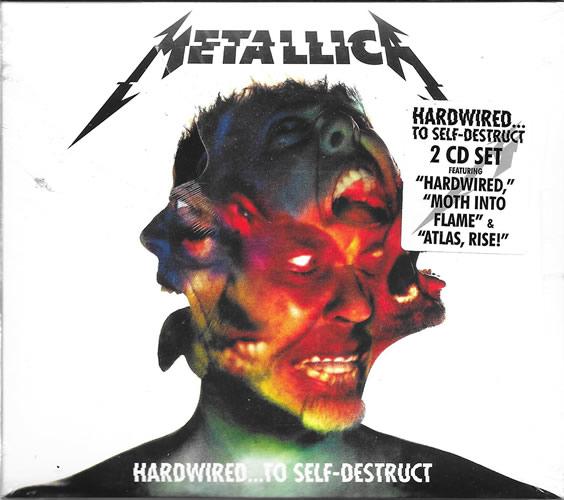 Metallica - Hardwired...To Self-Destruct - USA -  - BLCKND031-2