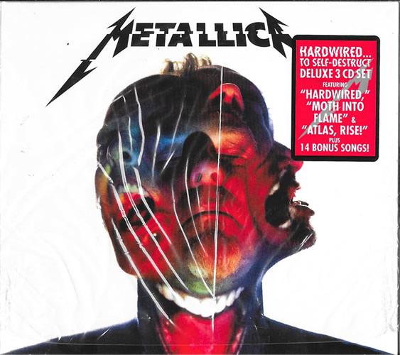 Metallica - Hardwired...To Self-Destruct - Europe -  - 00602557156317