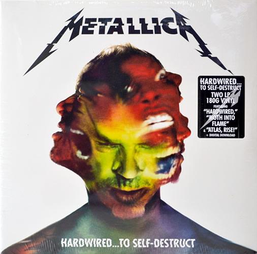 Metallica - Hardwired...To Self-Destruct - USA -  - BLCKND031-1