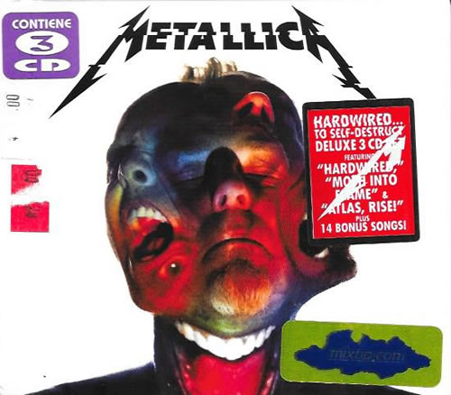 Metallica - Hardwired...To Self-Destruct - Mexico -  - ?