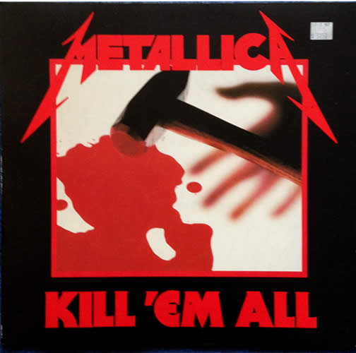 Metallica - Kill'Em All - Greece -  - 838 142-1