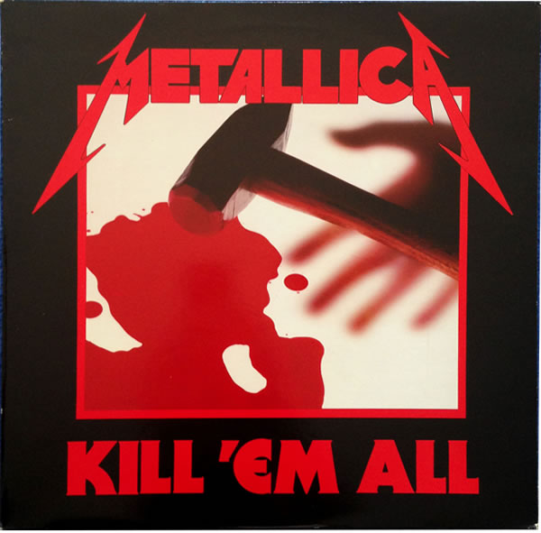 Metallica - Kill'Em All - Spain -  - 838 142-1