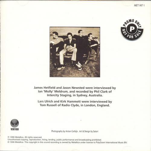 1996 - MET INT 1