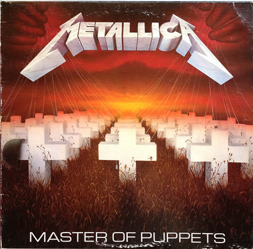Metallica - Master Of Puppets - Canada -  - 96 04391