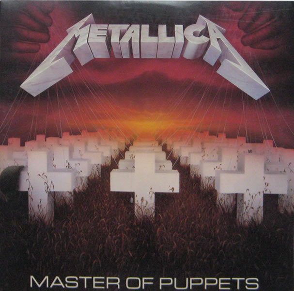 Metallica - Master Of Puppets - USA -  - E1-60439