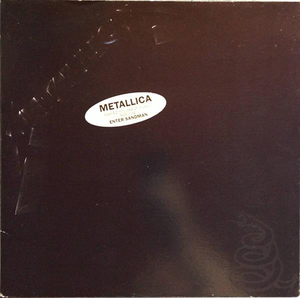 Metallica - Metallica - USA -  - 9 61113-1