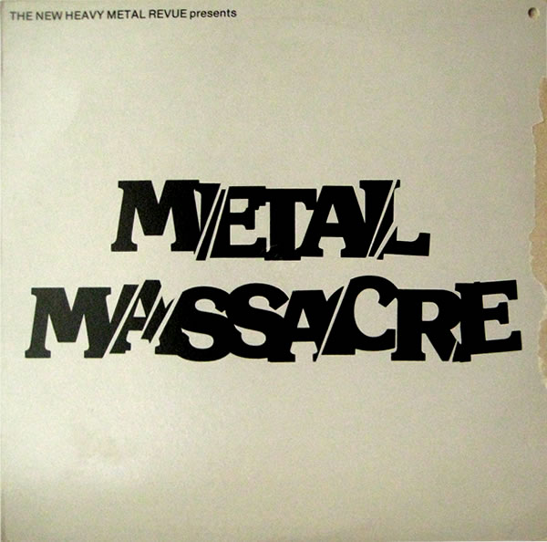 Metallica - Metal Massacre - Canada -  - MW 6363