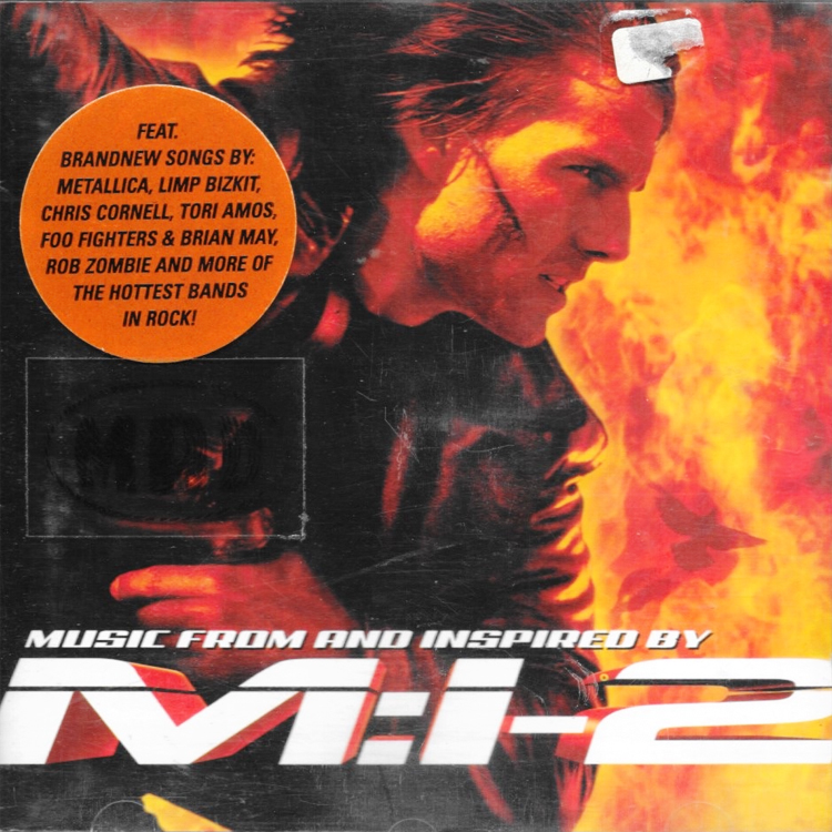 Metallica - M:i 2 - Germany -  - 0110302HWR