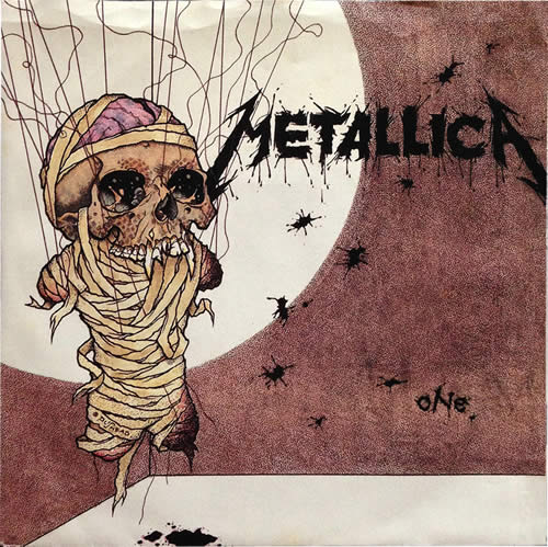 Metallica - One - USA -  - 7-69329