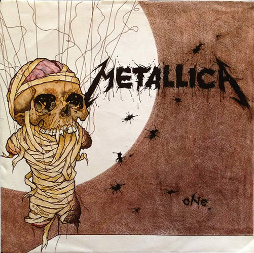 Metallica - One - RFA Germany -  - 874 066-7