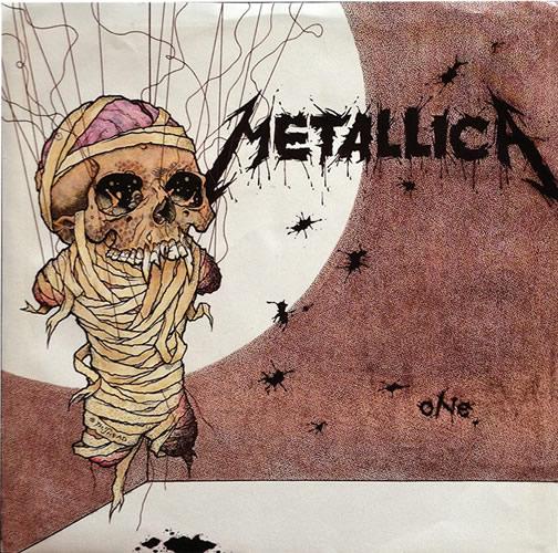 Metallica - One - USA -  - 7-69329