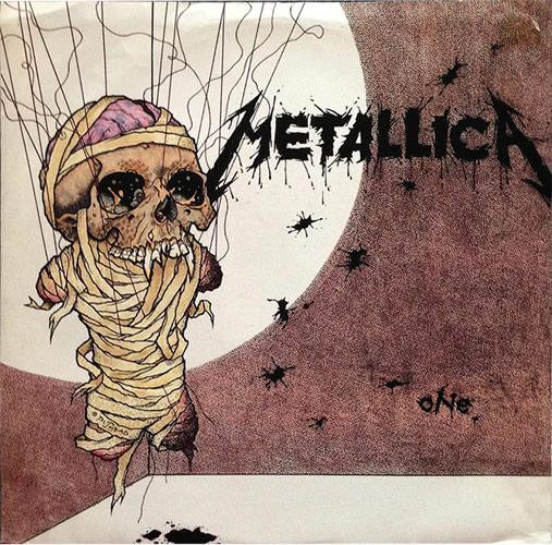 Metallica - One - USA -  - 9 69329-7