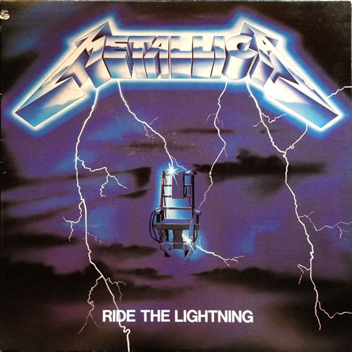 Metallica - Ride The Lightning - Canada -  - 96 03961