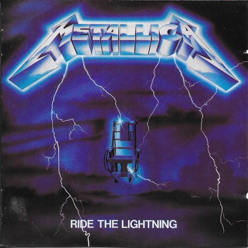 Metallica - Ride The Lightning - Canada -  - E2 60396