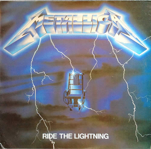 Metallica - Ride The Lightning - Venezuela -  - 20077-L