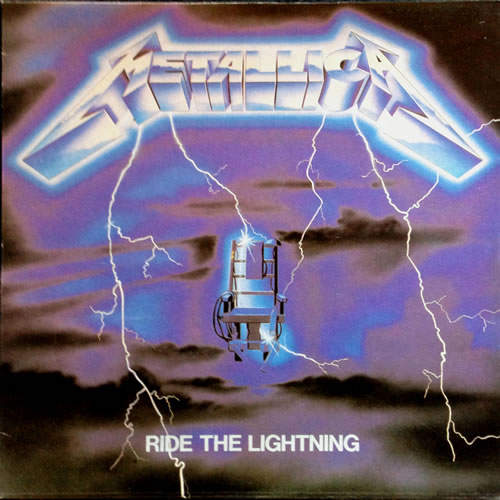 Metallica - Ride The Lightning - Greece -  - 838 140-1