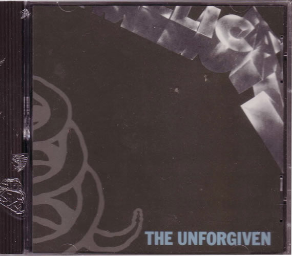 Metallica - The Unforgiven - USA -  - PRCD 8479-2