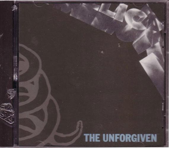Metallica - The Unforgiven - USA -  - PRCD 8479-2